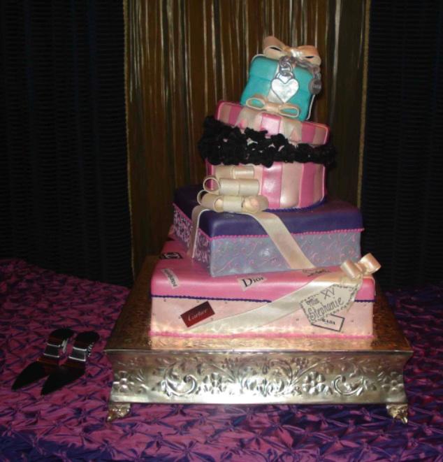 Quinceanera Cakes in Austin 15 Cakes in Austin TX Austin Quinceanera