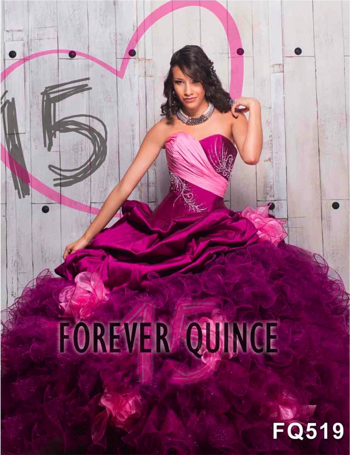 66b2163de vestidos de xv anos forever quince