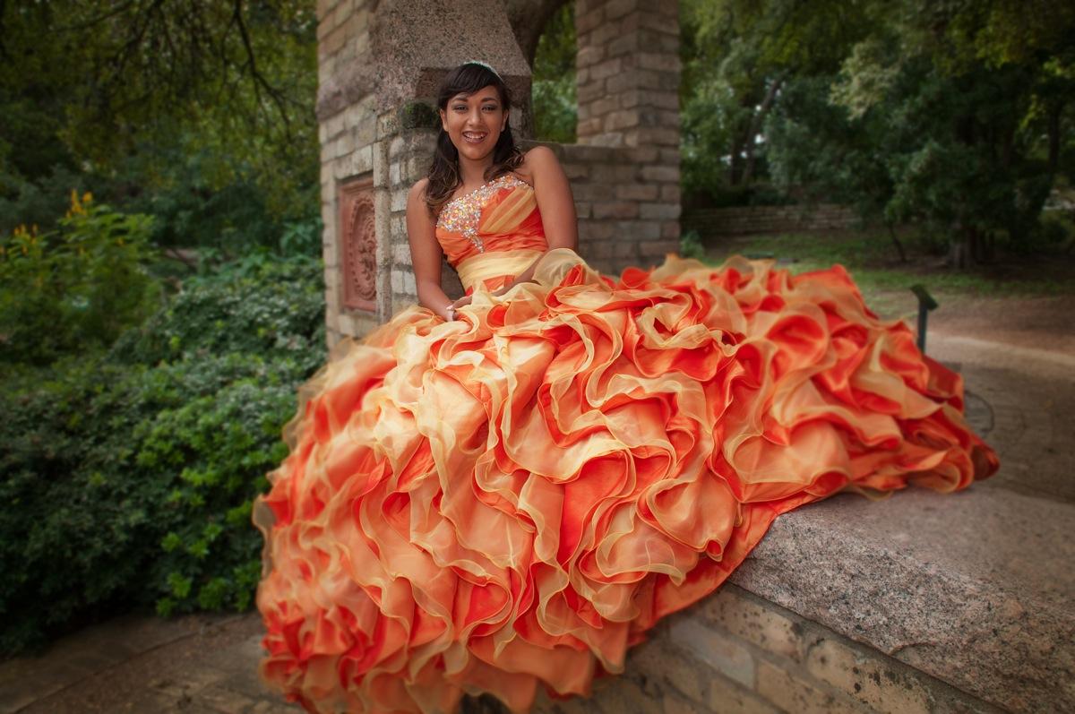 Chapas Quinceanera Photography Houston TX