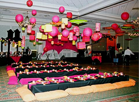 Decorating Party Halls In Austin Tx Austin Quinceanera