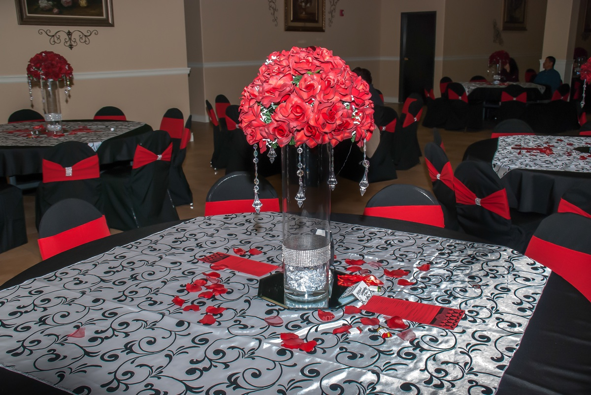Sweet creations quinceanera and wedding decorators for Quinceanera decorations