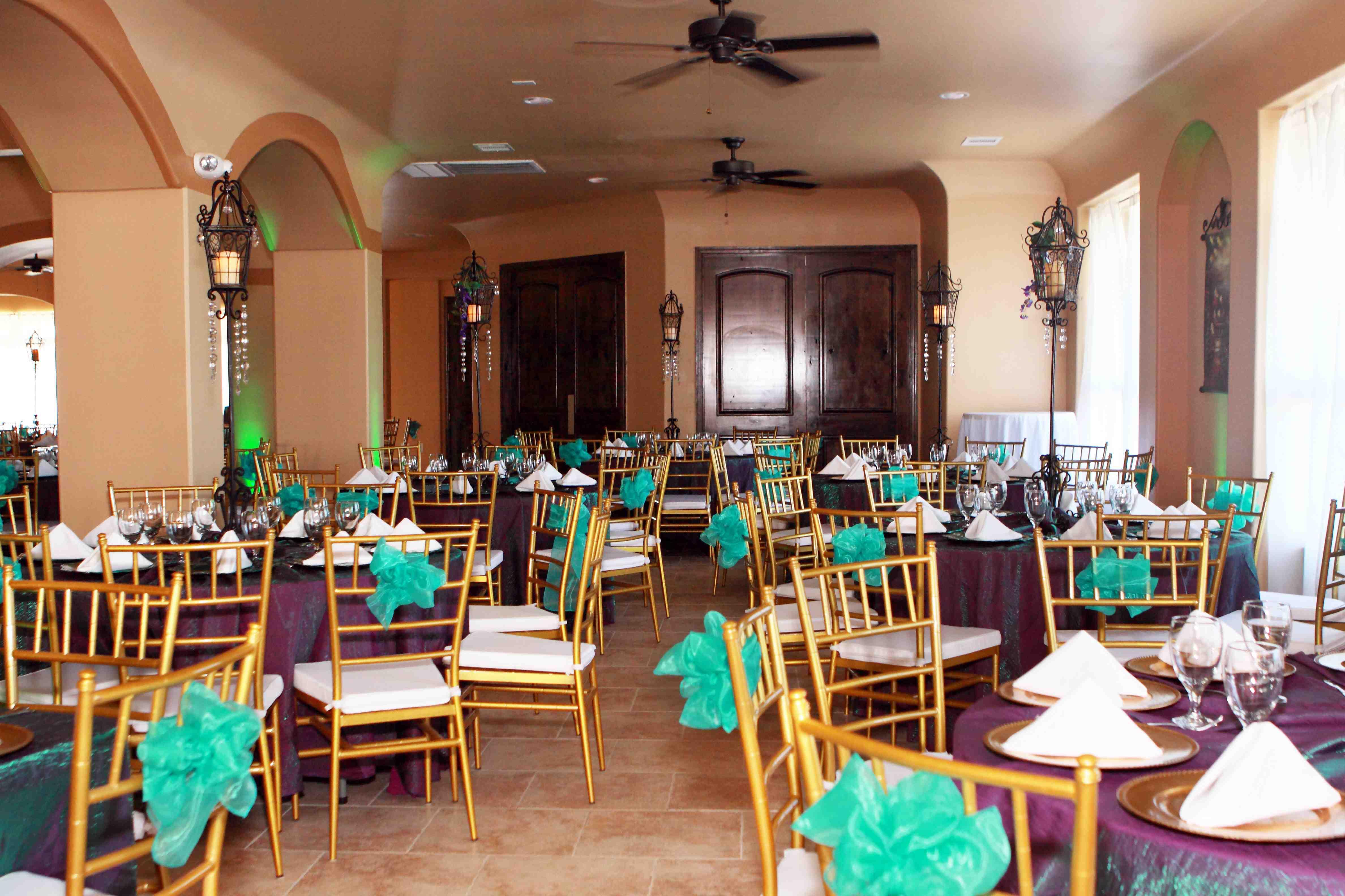 El Palomino Ranch Reception Hall in Hockley TX | Austin Quinceanera