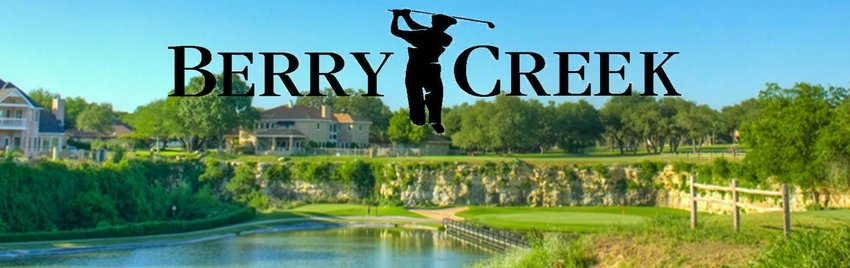 berry creek georgetown tx