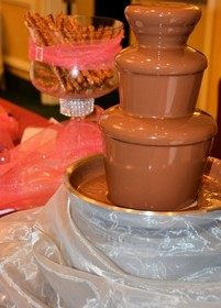 Chocolate fountain rentals austin