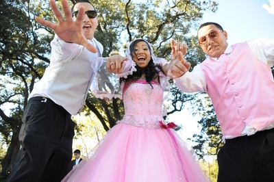 Quinceanera Photographers in Austin TX