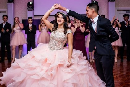 quinceanera choreography