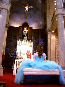 QUINCEANERA CHURCHES AUSTIN TX